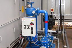 Filtration and Water Treatment