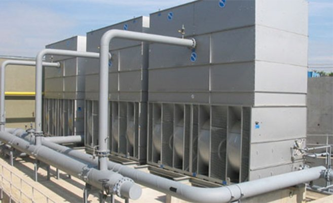 Open Cooling Towers Ics Cooling